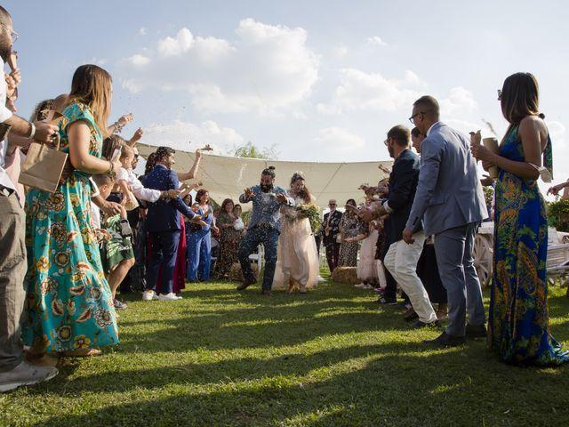 Il matrimonio di Silvia e Masud a Senago, Milano 16