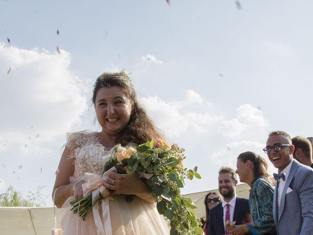 Il matrimonio di Silvia e Masud a Senago, Milano 18