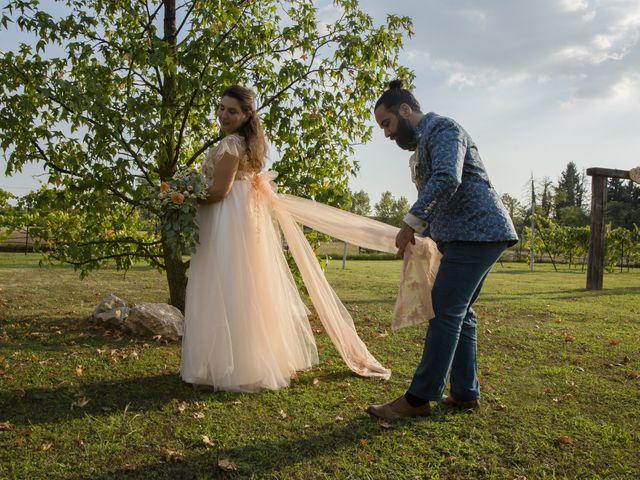 Il matrimonio di Silvia e Masud a Senago, Milano 28