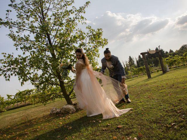 Il matrimonio di Silvia e Masud a Senago, Milano 29