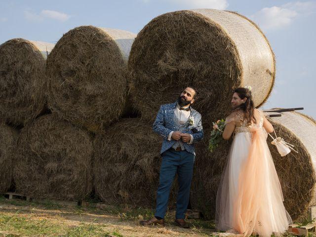 Il matrimonio di Silvia e Masud a Senago, Milano 31
