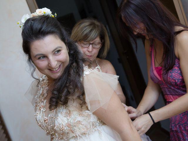 Il matrimonio di Silvia e Masud a Senago, Milano 42