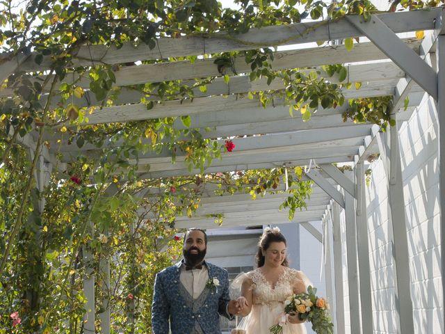 Il matrimonio di Silvia e Masud a Senago, Milano 45