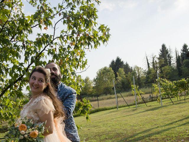 Il matrimonio di Silvia e Masud a Senago, Milano 46