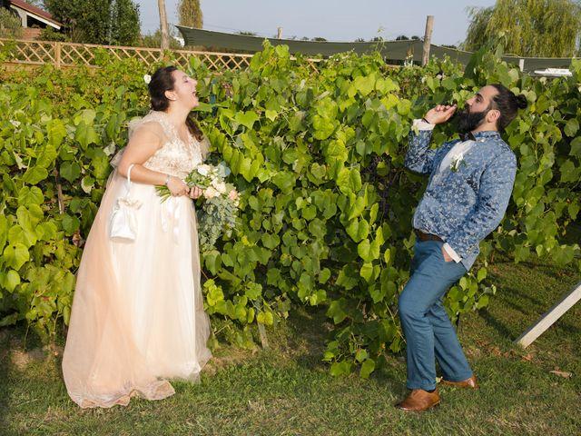 Il matrimonio di Silvia e Masud a Senago, Milano 47