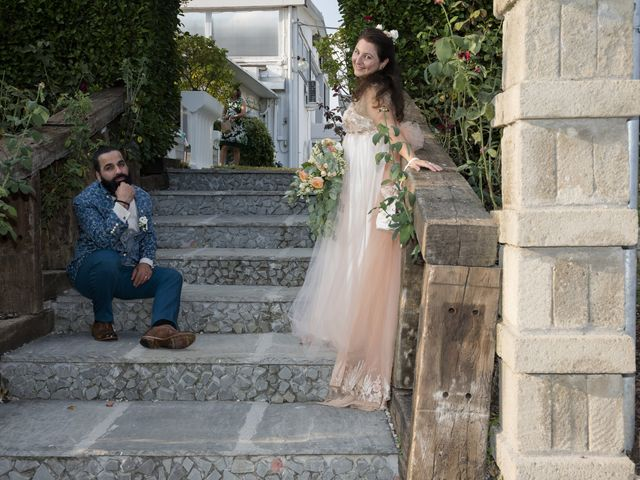 Il matrimonio di Silvia e Masud a Senago, Milano 48