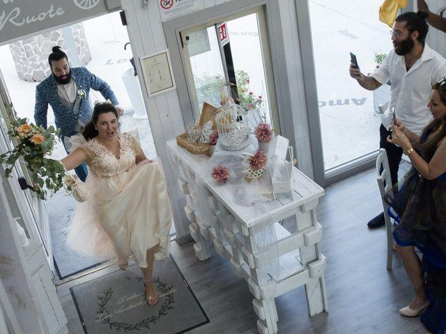 Il matrimonio di Silvia e Masud a Senago, Milano 49