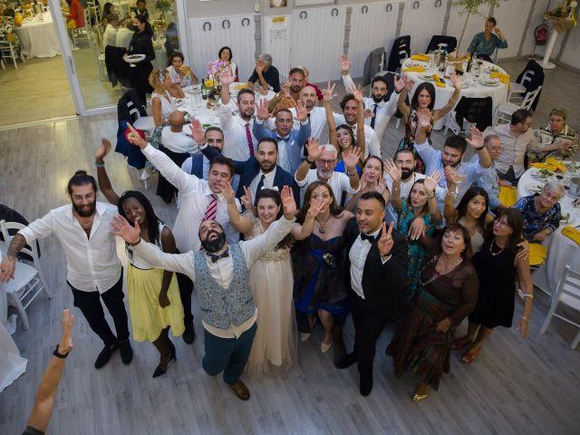 Il matrimonio di Silvia e Masud a Senago, Milano 50