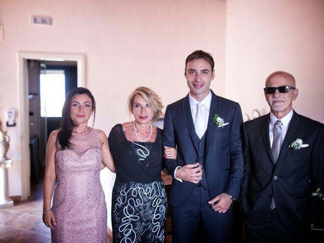 Il matrimonio di Giuseppe e Valentina a Scilla, Reggio Calabria 15