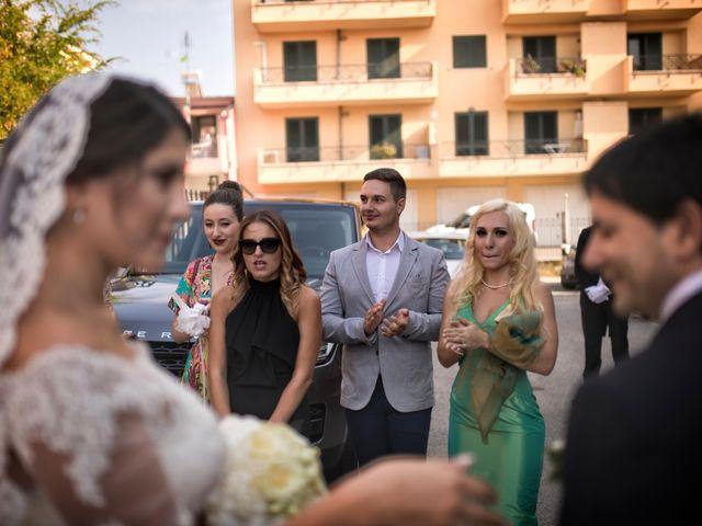 Il matrimonio di Giuseppe e Valentina a Scilla, Reggio Calabria 61