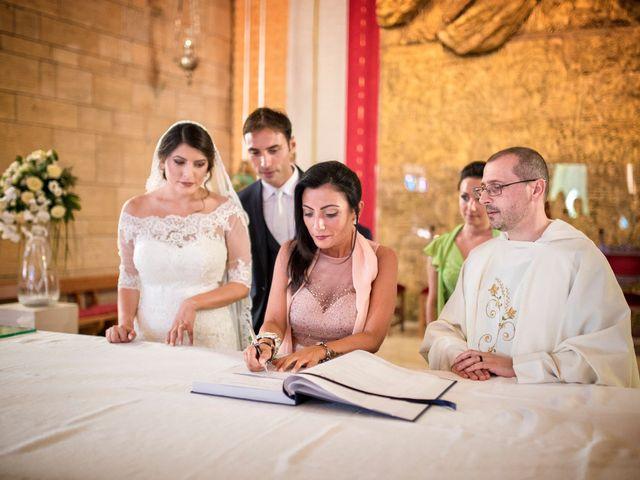 Il matrimonio di Giuseppe e Valentina a Scilla, Reggio Calabria 93