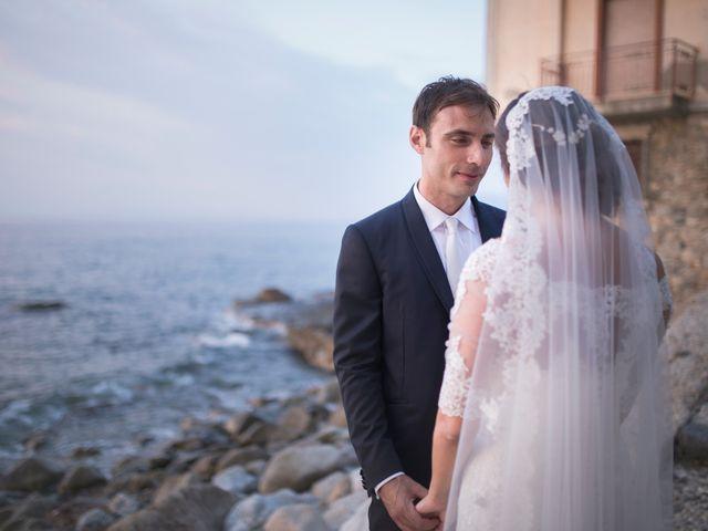 Il matrimonio di Giuseppe e Valentina a Scilla, Reggio Calabria 104
