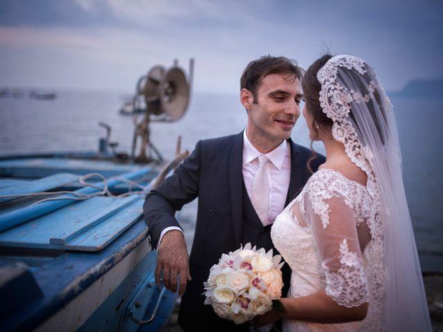 Il matrimonio di Giuseppe e Valentina a Scilla, Reggio Calabria 115