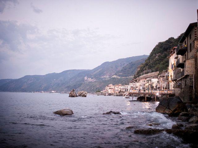 Il matrimonio di Giuseppe e Valentina a Scilla, Reggio Calabria 117