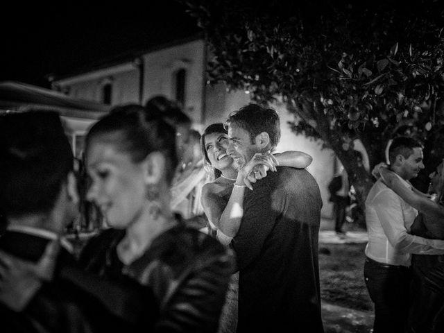 Il matrimonio di Giuseppe e Valentina a Scilla, Reggio Calabria 137