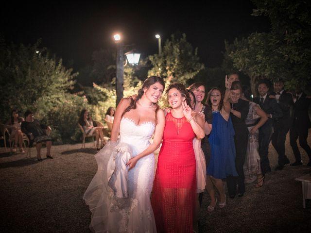 Il matrimonio di Giuseppe e Valentina a Scilla, Reggio Calabria 140