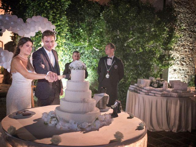 Il matrimonio di Giuseppe e Valentina a Scilla, Reggio Calabria 141