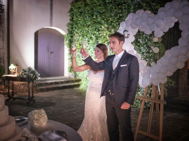 Il matrimonio di Giuseppe e Valentina a Scilla, Reggio Calabria 142