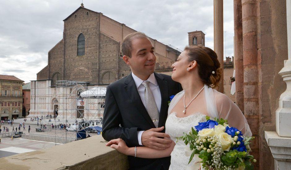Il matrimonio di Francesco e Miriam a Bologna, Bologna