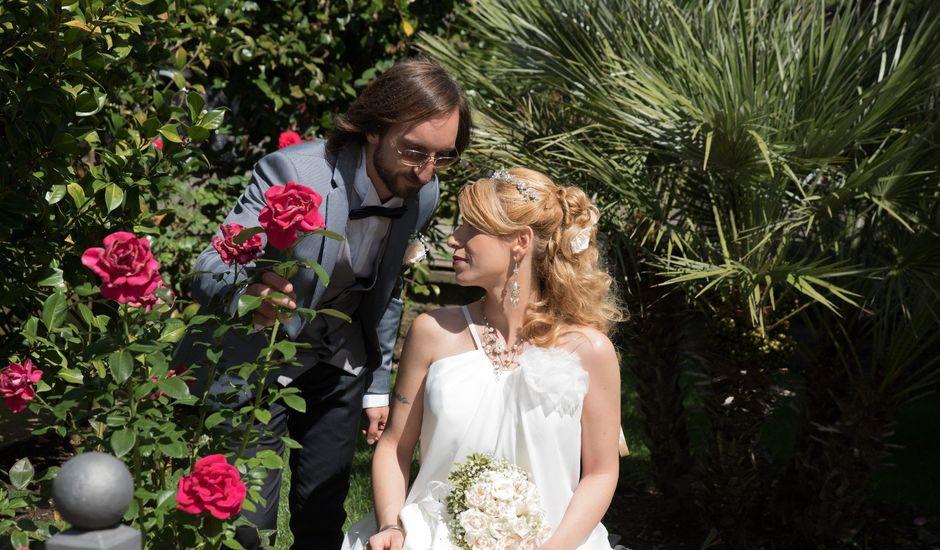 Il matrimonio di Francesco e Sara a Caprarola, Viterbo