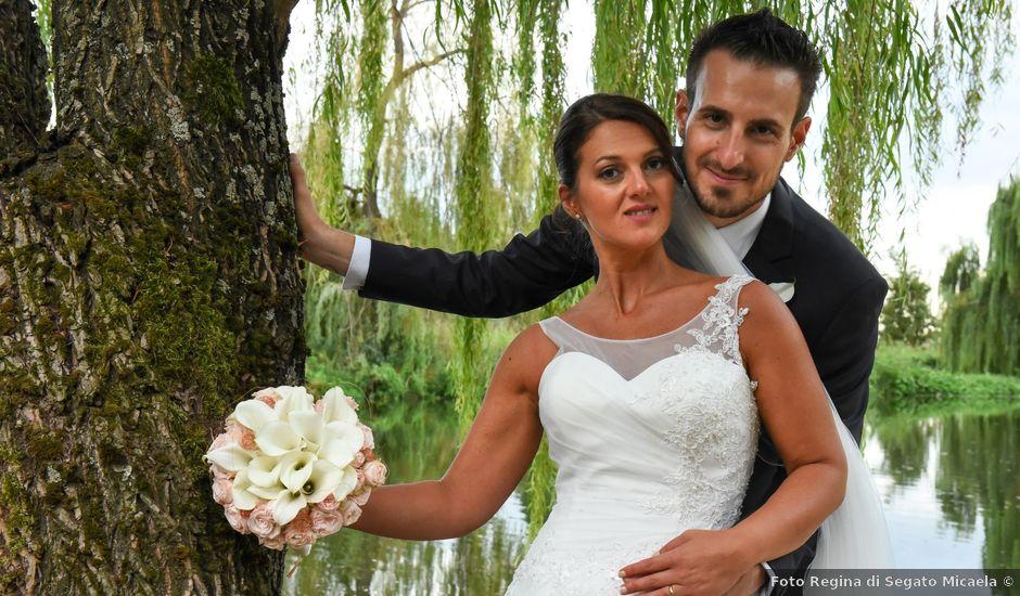 Il matrimonio di Mattia e Rosa a Scaldasole, Pavia