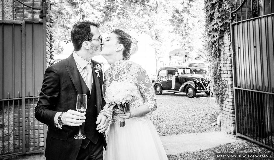 Il matrimonio di Marco e Michela a Varallo, Vercelli