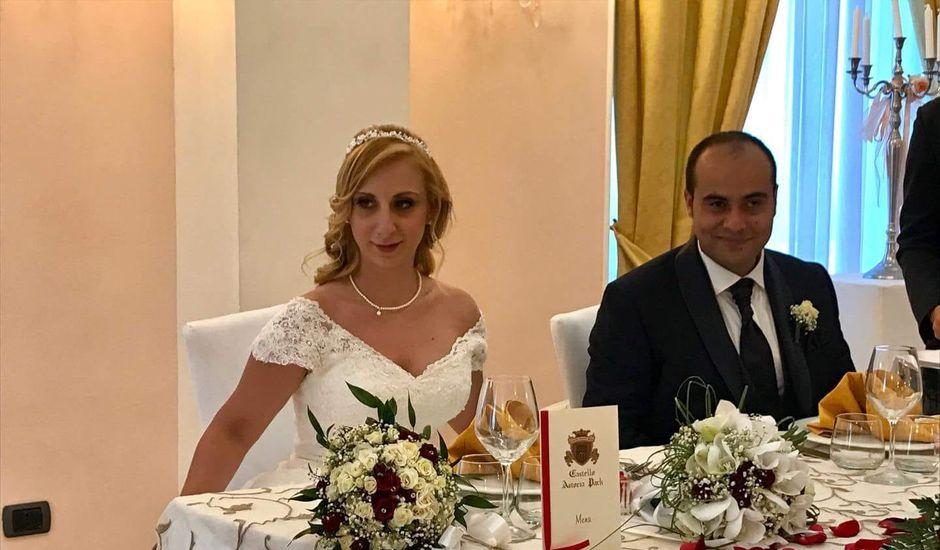 Il matrimonio di Enrico e Mariarita a Aci Sant'Antonio, Catania