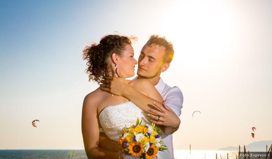 Il matrimonio di Moreno e Eliane a Castiglione della Pescaia, Grosseto