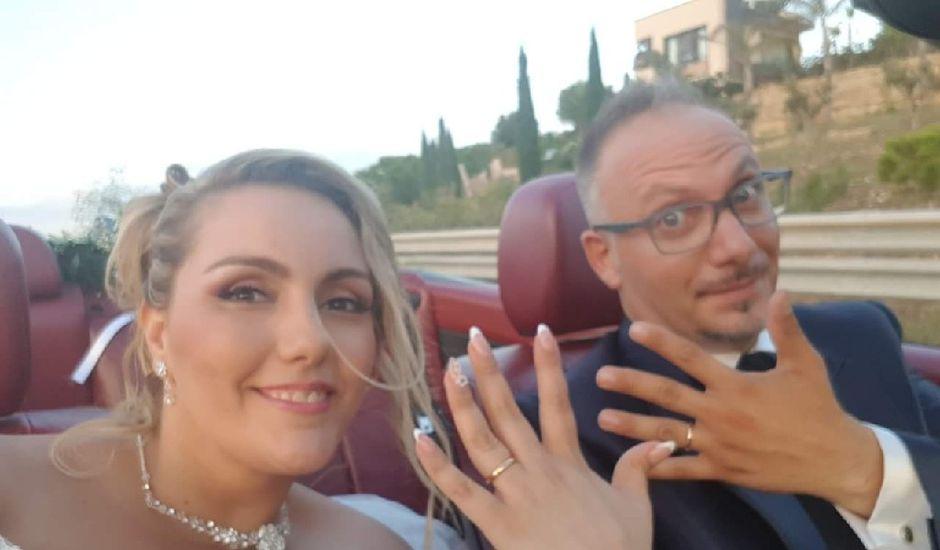 Il matrimonio di Stefano e Silvia a Sciacca, Agrigento
