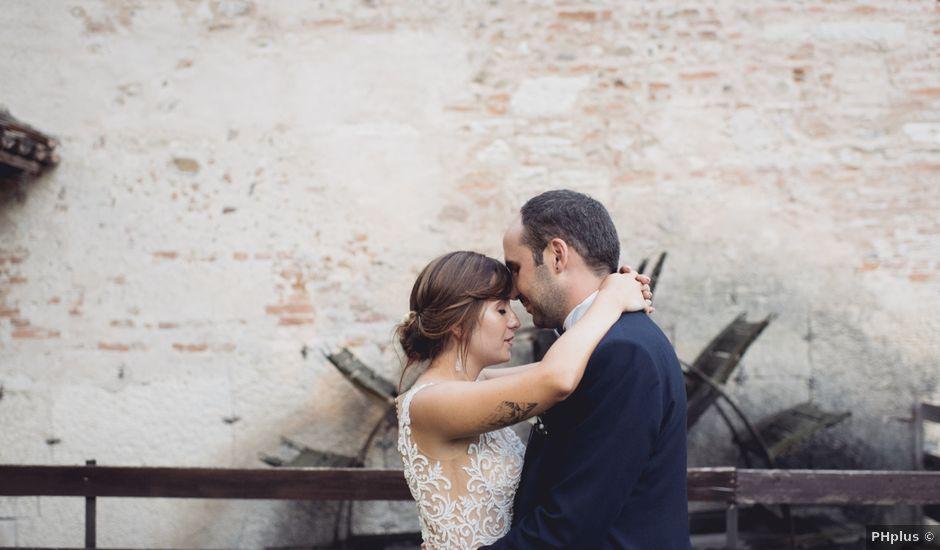 Il matrimonio di Riccardo e Agnieszka a Verona, Verona