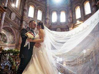 Le nozze di Klaudja e Antonio