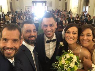Le nozze di Diego e Giovanna