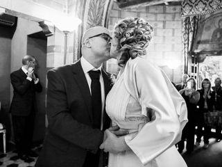 Le nozze di Iana e Andrea