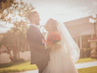 Le nozze di Gianpietro e Rosy