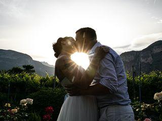 Le nozze di Alessandra e Mimmo