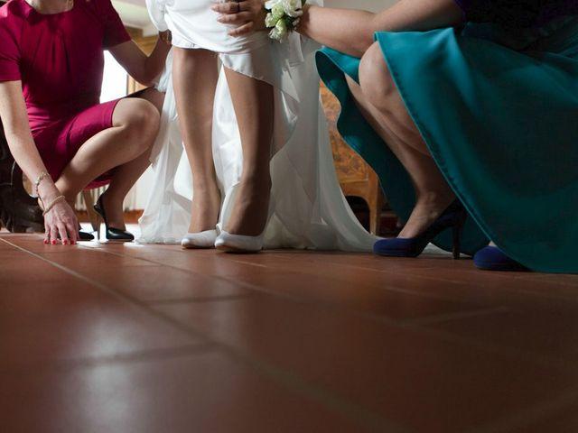 Il matrimonio di Claudio e Laura a Cortona, Arezzo 14