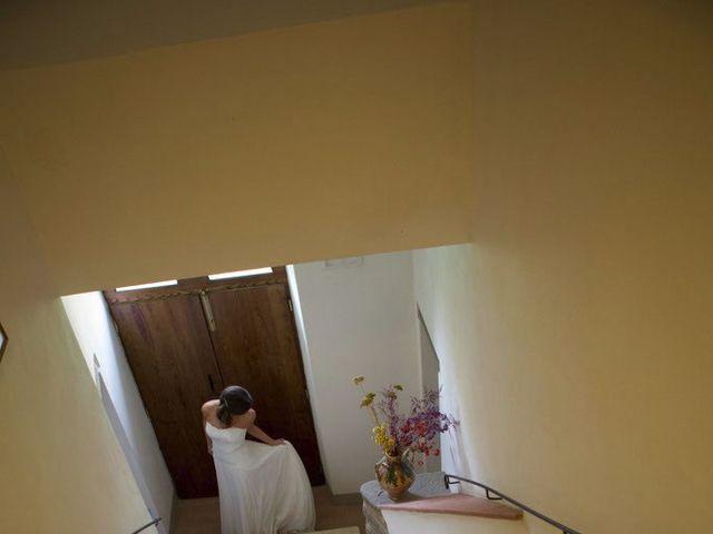 Il matrimonio di Claudio e Laura a Cortona, Arezzo 20