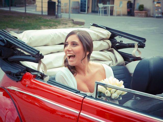 Il matrimonio di Claudio e Laura a Cortona, Arezzo 23