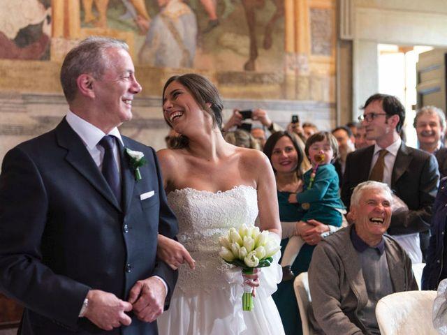 Il matrimonio di Claudio e Laura a Cortona, Arezzo 25