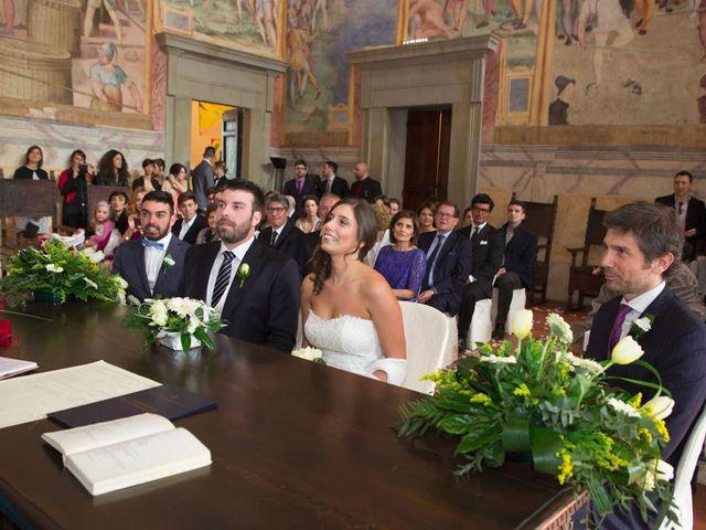 Il matrimonio di Claudio e Laura a Cortona, Arezzo 26