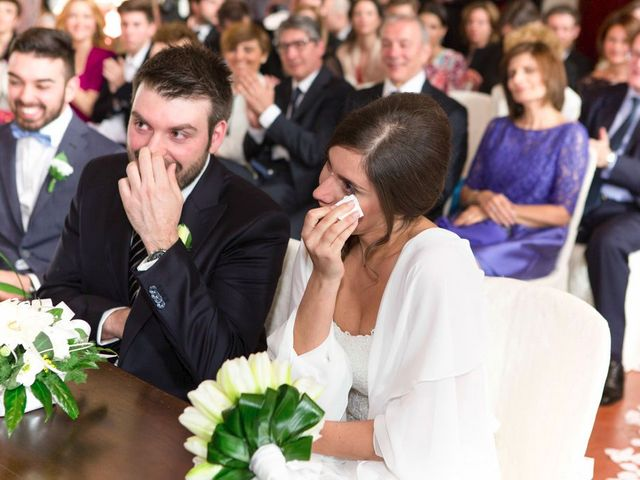 Il matrimonio di Claudio e Laura a Cortona, Arezzo 27