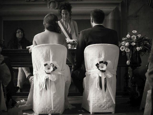 Il matrimonio di Claudio e Laura a Cortona, Arezzo 28