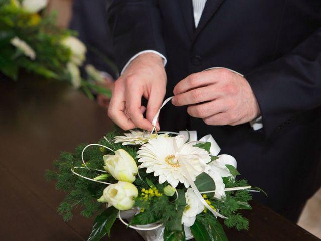 Il matrimonio di Claudio e Laura a Cortona, Arezzo 31
