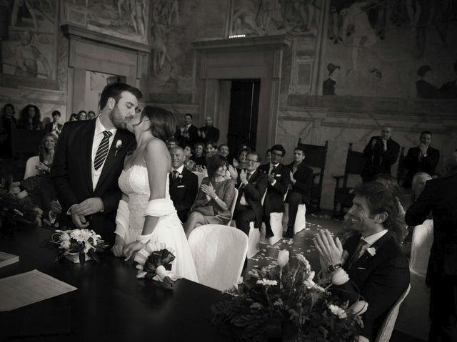 Il matrimonio di Claudio e Laura a Cortona, Arezzo 35