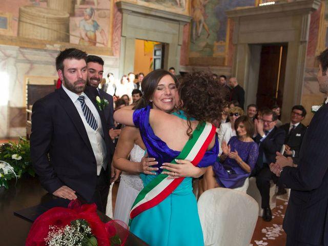 Il matrimonio di Claudio e Laura a Cortona, Arezzo 36