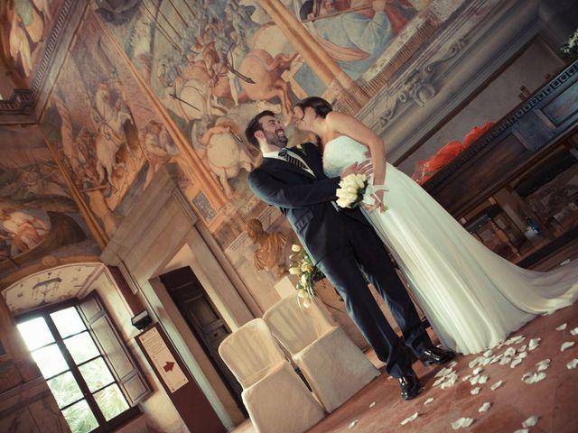 Il matrimonio di Claudio e Laura a Cortona, Arezzo 37