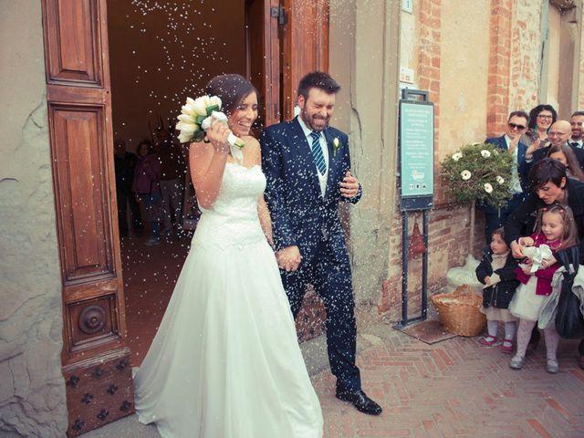 Il matrimonio di Claudio e Laura a Cortona, Arezzo 38