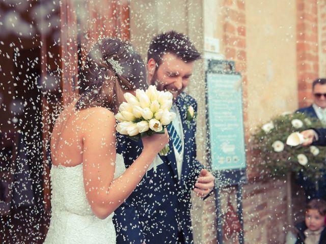 Il matrimonio di Claudio e Laura a Cortona, Arezzo 39
