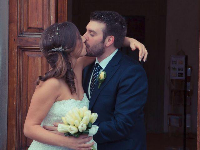 Il matrimonio di Claudio e Laura a Cortona, Arezzo 40