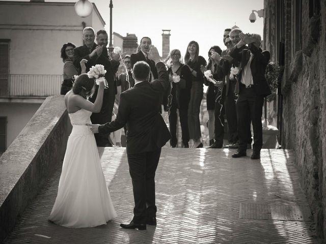 Il matrimonio di Claudio e Laura a Cortona, Arezzo 41